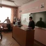 В гостях Галиничев А.А. из Департамента лесного хозяйства